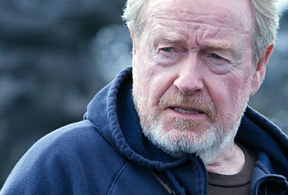 La suite du blockbuster de lascience-fiction est maintenant terminé, selon le directeur du film Ridley Scott