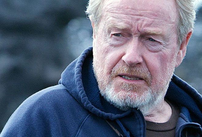 La suite du blockbuster de lascience-fiction est maintenant terminé, selon le directeur du film Ridley Scott