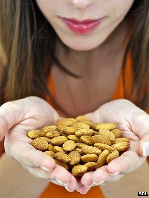 Manger des noix peut prolonger la vie