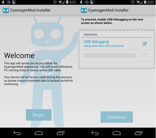 Il n'aura pas fallu très longtemps pour que Google supprime l'application CyanogenMod Installer du Play Store