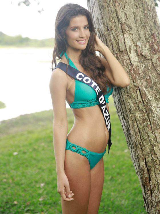 EXCLUSIF SRI-LANKA : Voyage de preparation pour Miss France 2014. Mention Obligatoire : Maillot de bain Soraya