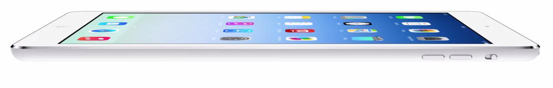 L'iPad Air de Apple