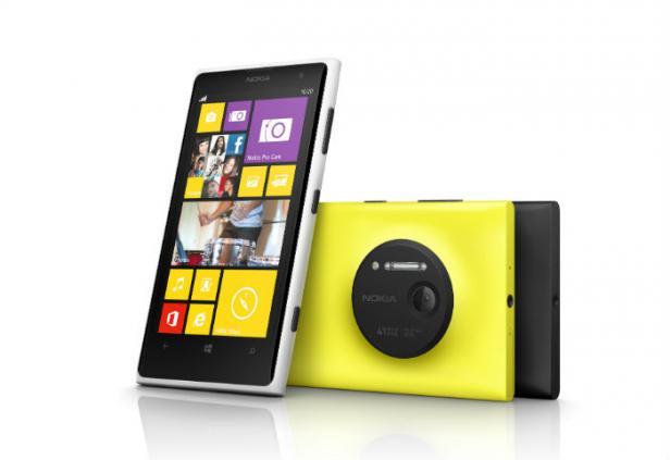 Le Nokia Lumia 1020 est un Windows Phone NFC qui fait de ses fonctionnalités photo un argument majeur