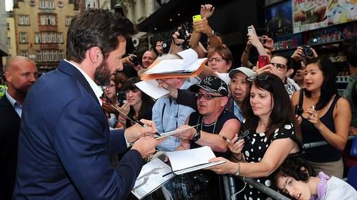 The Wolverine Premiere - London