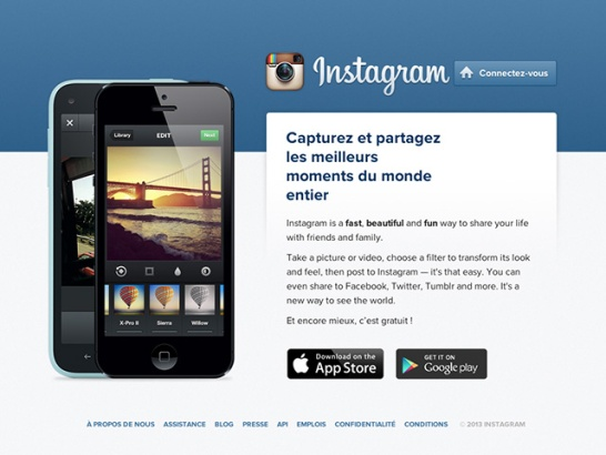 Instagram serait en passe d'intégrer une messagerie privée