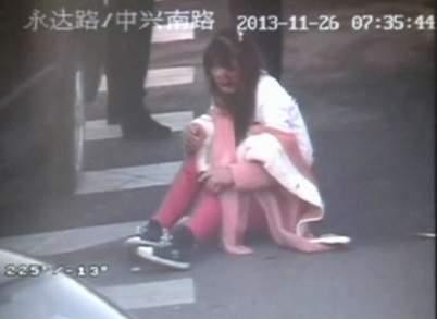 La victime blessée a été transportée à l'hôpital