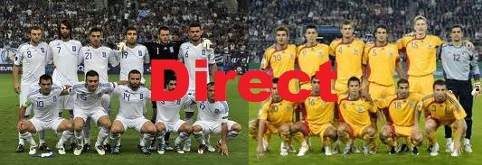 Grèce-Roumanie-Streaming-Live