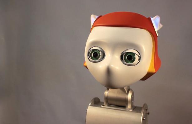 Un robot de Meka, une entreprise rachetée par Google