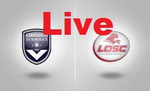 Match Bordeaux Lille