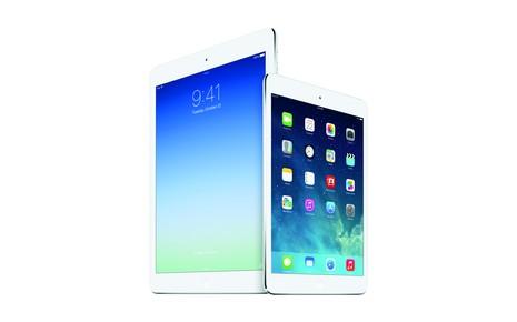 la nouvelle version de l'iPad mini