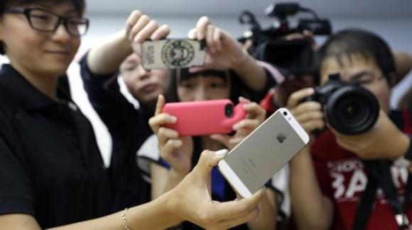 Commercialisation de l'iPhone chez China Mobile