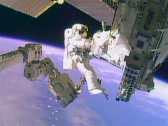 ISS: mission accomplie