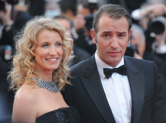 Rupture officielle entre Jean Dujardin et Alexandra