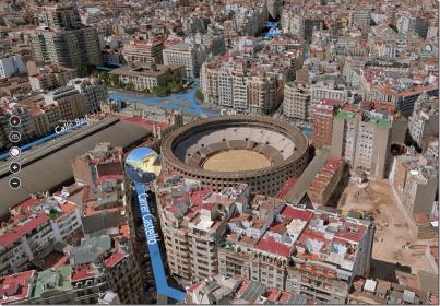 Microsoft vient de publier une nouvelle application dédiée à Bing Maps