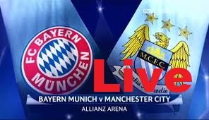 Bayern-Munich-Manchester-City-Streaming-Live