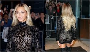 """promo du nouvel album: le look """"hot"""" de Beyoncé"""
