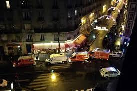 meurtre à Paris