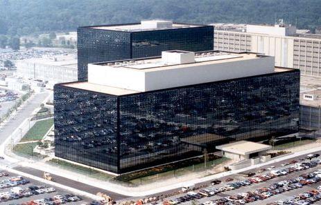 La siège de la NSA