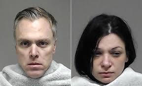 Adam Farrar et Charity Moore arrêtés pour detention de drogue