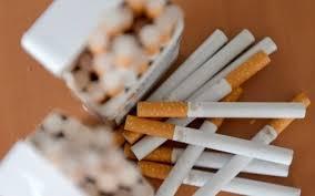 Baisse des ventes de cigarettes en France