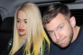Calvin Harris n'accepte pas sa rupture avec  Rita Ora
