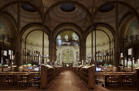 La Bibliothèque nationale de France a fait face à une inondation dimanche