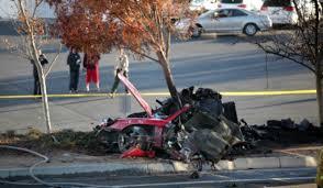 L'excès de vitesse est la cause de l'accident de Paul Walker