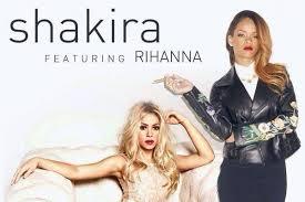 Shakira en duo avec Rihanna
