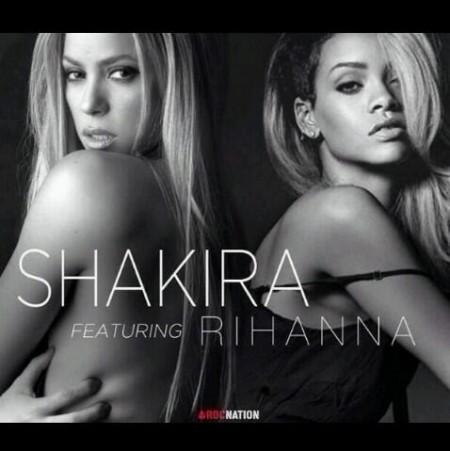 duo Rihanna et Shakira