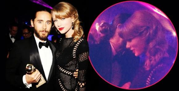 Jared semble succomber au charme de Taylor