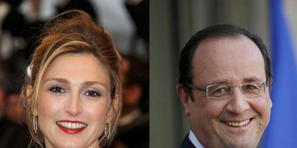 Julie Gayet l'amour secret de François Hollande
