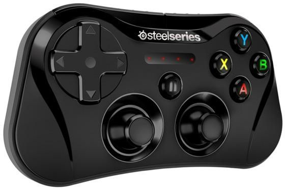 la manette de jeu dédiée au jeu sur iPhone et iPad