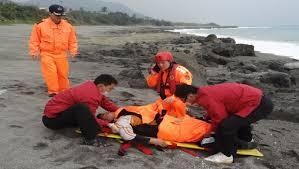 le Taïwanais est restait conscient durant ses 60h en mer