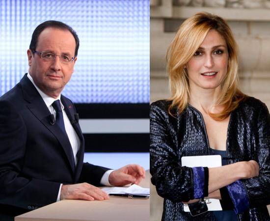 le magasine Closer confirme les rumeurs de la liaison secréte du président français et de l'actrice