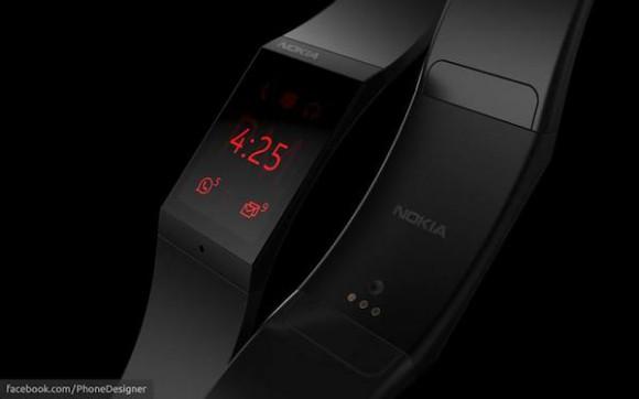 le nouveau concept de Nokia: une montre connectée