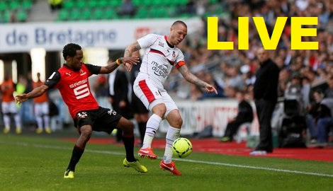 Rennes-Nice-Streaming-Live