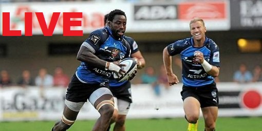 Montpellier-Ulster-Streaming-Live