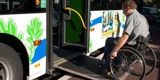 42% des réseaux de bus sont accessibles aux handicapés