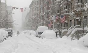 Cette nouvelle tempête annonce des chutes de neige très importantes
