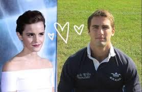 Emma Watson et Matthew Janney
