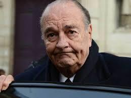 Jacques Chirac a été hôspitalisé
