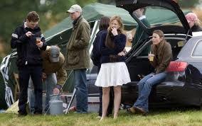 Jessica Craig et le prince William partent à la chasse ensemble
