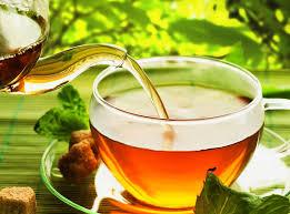 Le thé vert est connu pour ses propriétés antioxydantes