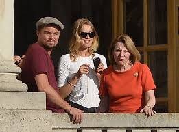 Leonardo et Toni en France