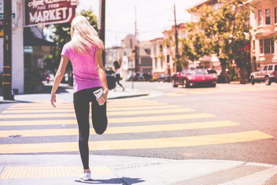 Running Jogging Etirement Entrainement