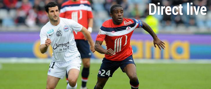 Match Lille Caen en Direct + Replay Video