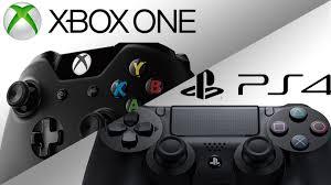 la PlayStation 4 et la Xbox One ont sauvé la mise au marché français du jeu vidéo