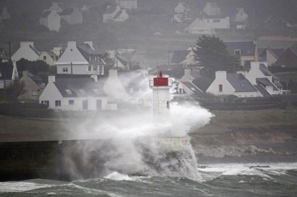 la tempête Ulla fait des ravages