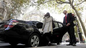 les véhicules de tourisme avec chauffeur gagne du terrain face aux taxis