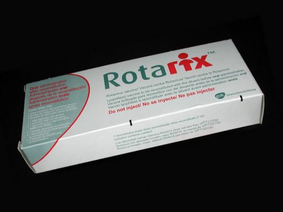 rotarix recommandé pour la gastro-entérite